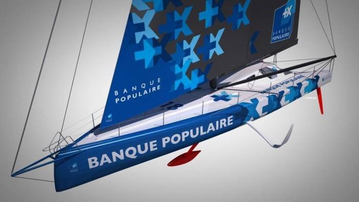 Imoca Banque Populaire