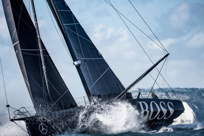 Imoca Hugo Boss