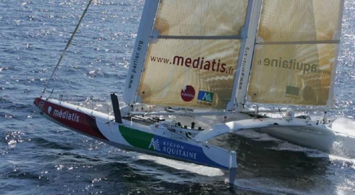 Hydraplanneur Mediatis Region Aquitaine