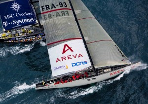 Areva - America's Cup
