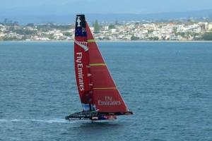 AC 72 Team New Zealand