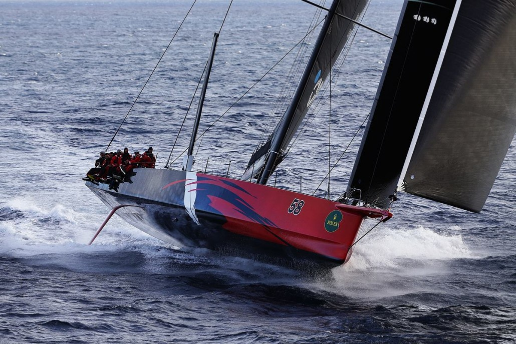 Comanche - Dimension Yacht Engineering